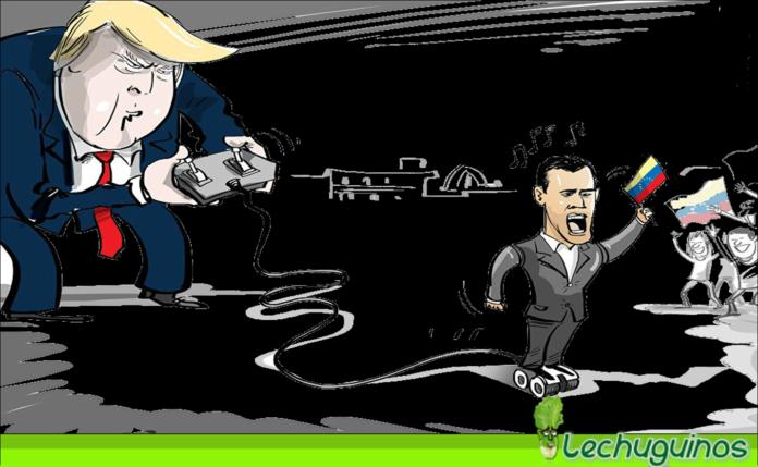 Juan Guaidó EEUU fidelidad