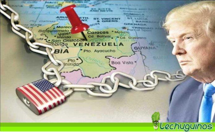 bloqueo sEEUU reconoce que sancionó a Pdvsa para frenar el progreso de Venezuela