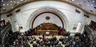 Asamblea Nacional directiva opositora