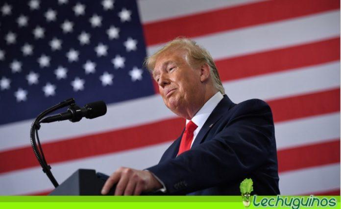 Trump aprobación