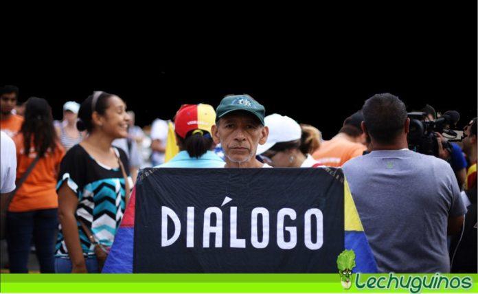 dialogo políticos