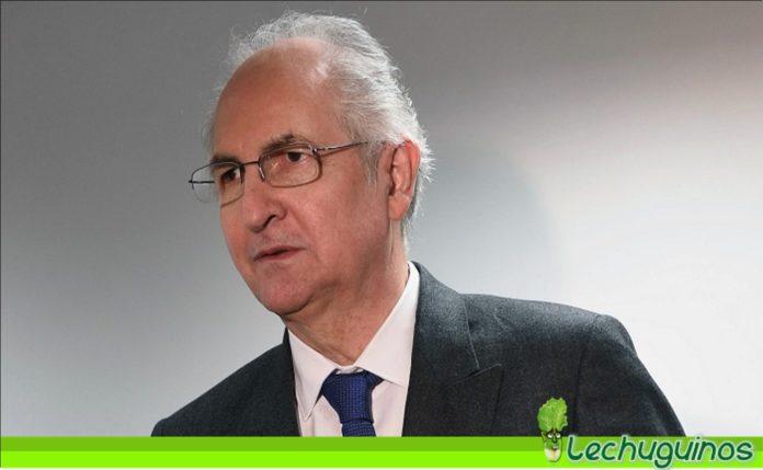 Antonio ledezma vida mercado españa