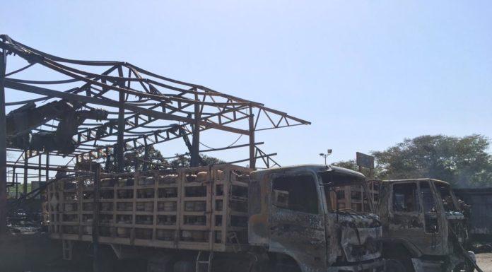 Así quedó la planta de gas en Ocumare luego de la explosión causada por grupos de Voluntad Popular As%C3%AD-quedaron-las-instalaciones-de-la-planta-de-gas-en-ocumare-luego-de-la-explosi%C3%B3n-causada-por-Voluntad-Popular-3-696x385