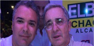 Uribe ordena a Duque decretar toque de queda y lanzarle la Fuerza Armada al pueblo