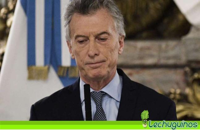 Mauricio Macri mil