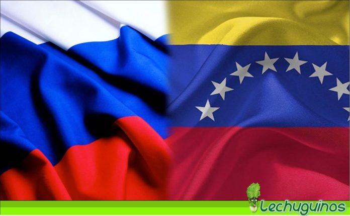 rusia venezuela impostor