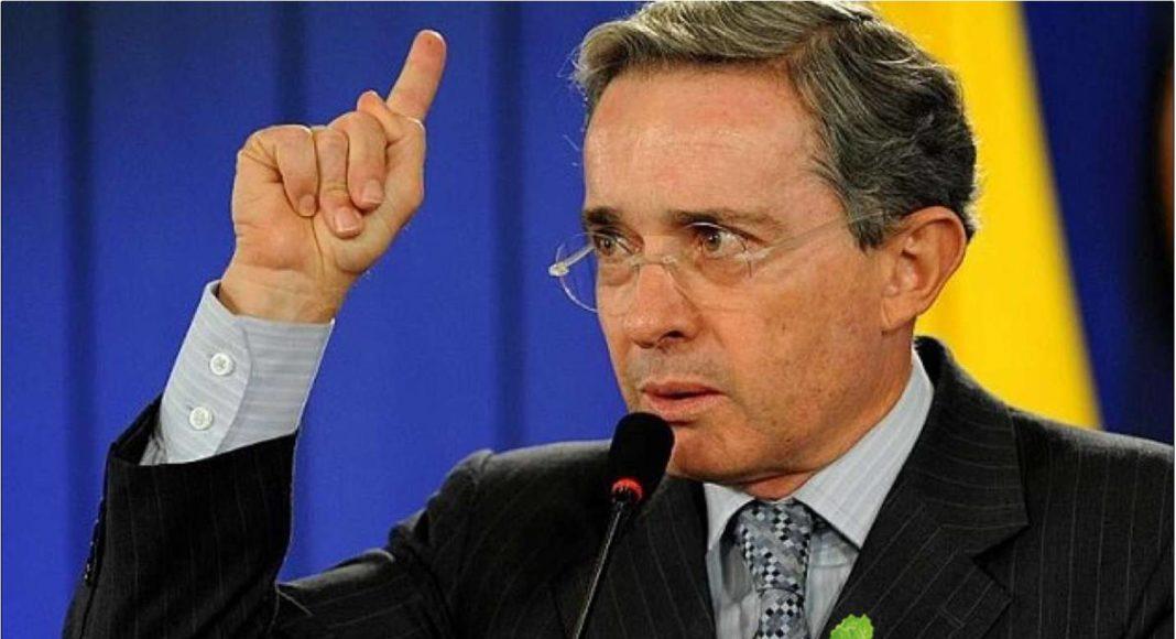 Álvaro Uribe Lilian Tintori