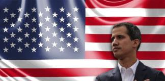 Guaidó bandera EE gira