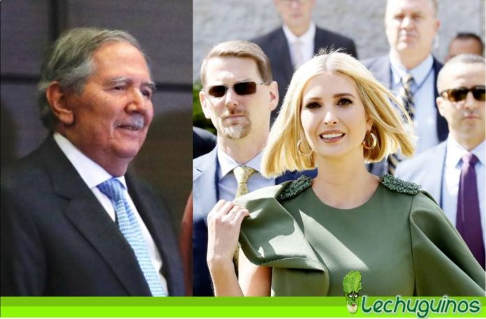 ministro de defensa colombia ivanka trump