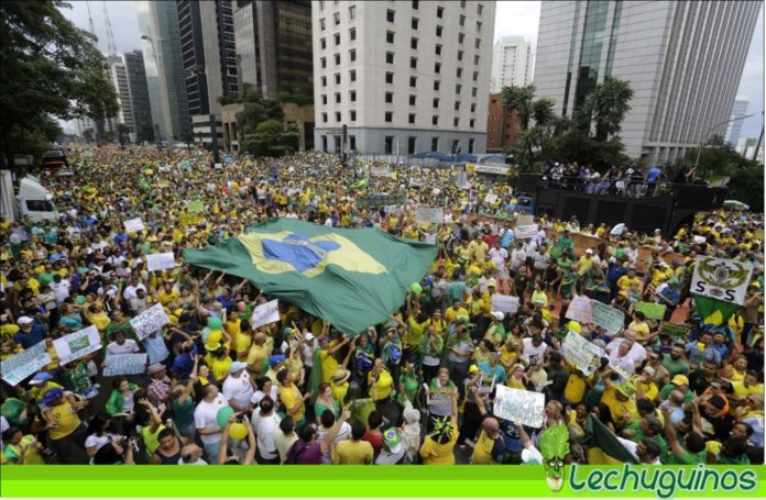 protestas brasil bolsonaro
