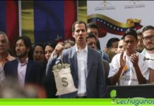 Guaidó financistas