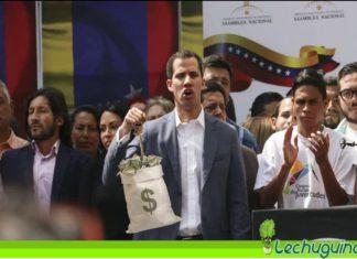 Revelan quiénes iban a recibir los $53 millones que Guaidó y exdiputados planeaban robar a Venezuela