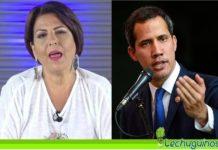 Patricia Poleo asegura que Guaidó reconoce la AN 2020 y participará en megaelecciones