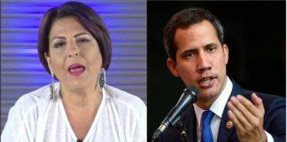 Patricia Poleo Guaido coño