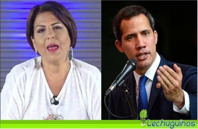 Patricia Poleo Guaido servicio secreto