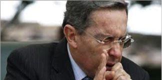 Álvaro Uribe Narcotráfico