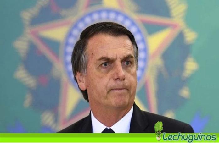 Bolsonaro advierte a Biden de que Brasil tiene pólvora
