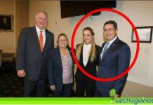 lilian presidente de honduras