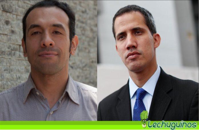 nelson ramirez y Guaidó