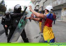 policia de ecuador reza