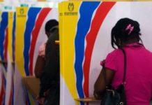 proceso electoral colombia