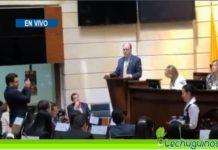 diputados show AN senado colombiaN senado colombia