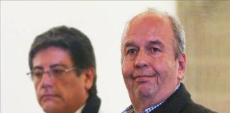 MINISTRO DE GOBIERNO BOLIVIA arturo murillo denigra