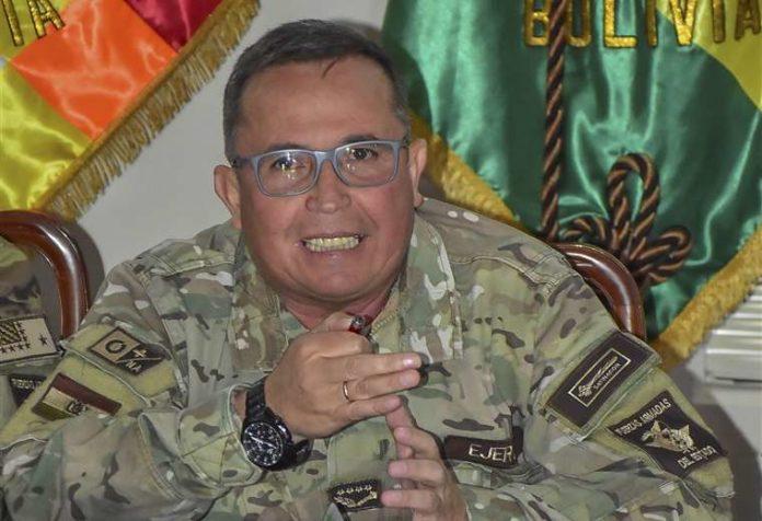 fuerzas armadas bolivia utilizar fuerza