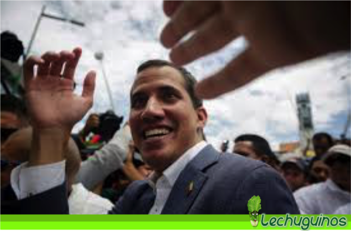 Guaidó culillo venezuela