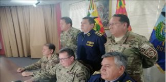 milicos bolivia