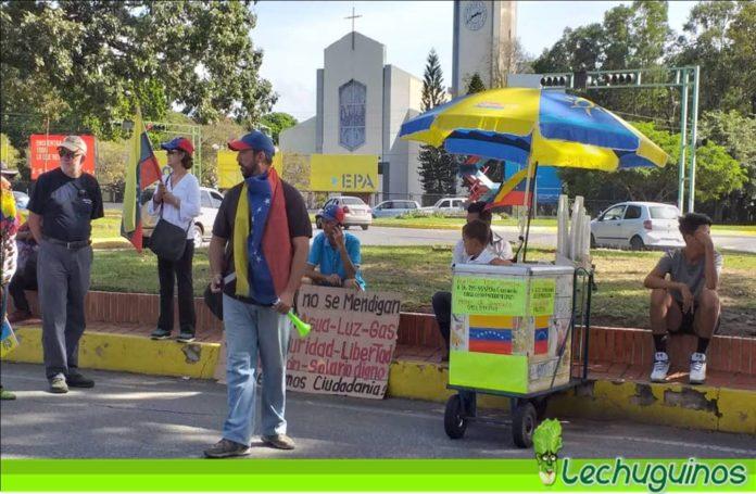 protesta carabobo