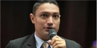 Leandro Domínguez ladrón