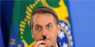 Bolsonaro Alemania nazi