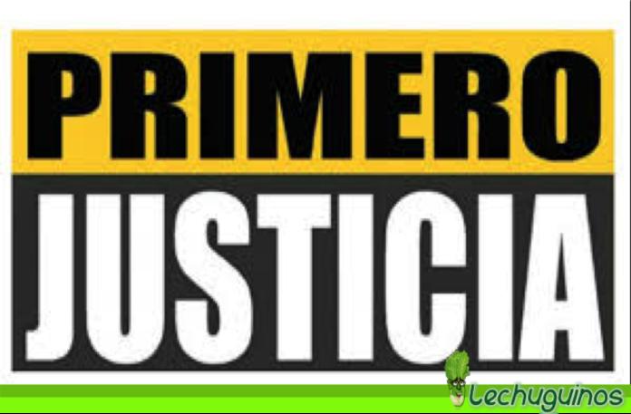 Revelan plan de Primero Justicia para sacar a Guaidó