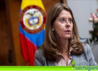 marta lucia ramirez vicepresidenta colombia