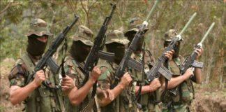 terroristas colombia brasil venezuela
