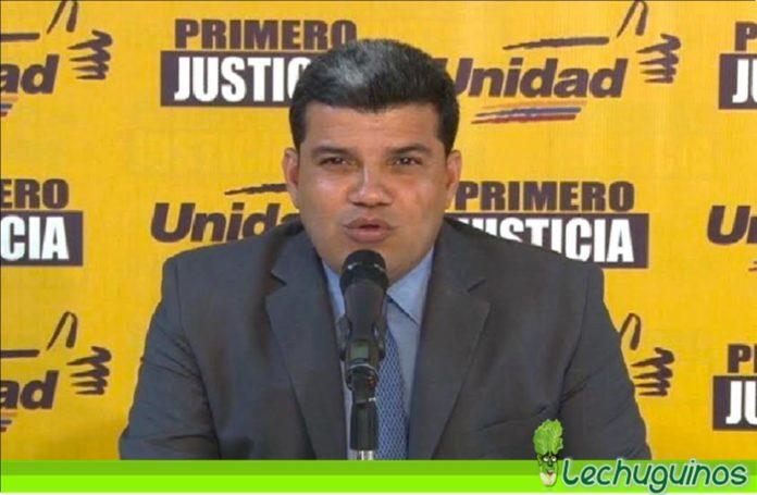 Luis Parra: La cúpula opositora raspó la olla, se fueron y viven en un exilio dorado