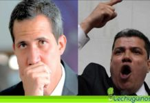 Luis Parra Guaidó rebelión