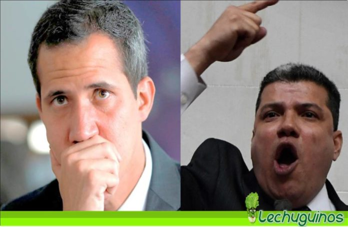 Luis Parra Guaidó ilicito de bienes