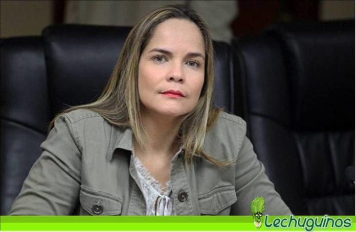 Maria Beatriz Martínez diputada AN oposición