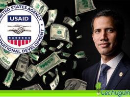 USAID desconoce paradero de los $507 millones entregado a Guaidó en ayuda humanitaria