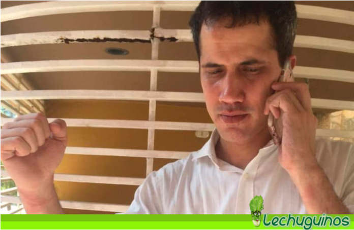 Piden a Fiscalía de Colombia acusar a Guaidó por organizar Operación Gedeón