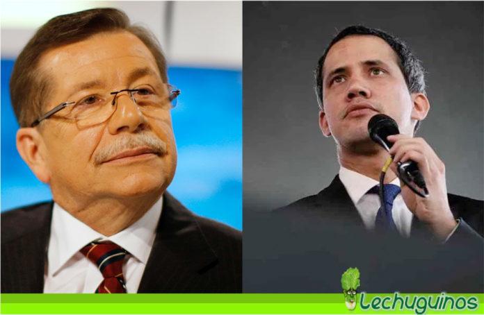 Matacuras y Guaidó