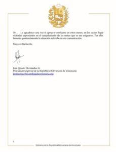 Renuncia Procurador Imaginario Guaidó