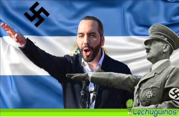 """Nayib Bukele actualiza su biografía de Twitter a """"Dictador de El Salvador"""""""