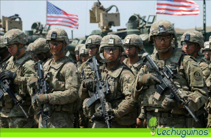 marines Estados Unidos participó en operaciones militares en 85 países en 3 años