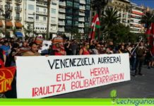 protesta pais vasco ecarri