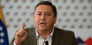 EEUU deportó a diputado Javier Bertucci cuando intentaba tramitar ayuda humanitaria