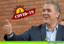 duque colombia contagio coronavirus