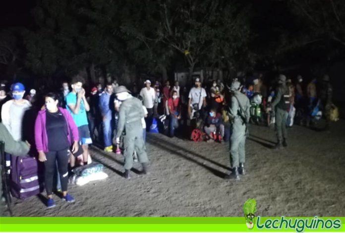 duque expulsó 80 venezolanos